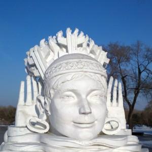 Harbin Snow Sculpture