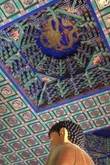 Above Buddha
