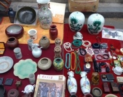 Vases and Beads