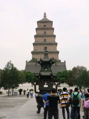 Great Goose Pagoda