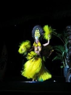 Luau Lady