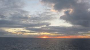 Sunrise near Maui