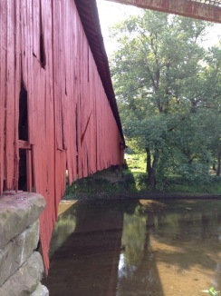 Rosedale Covered Bridge