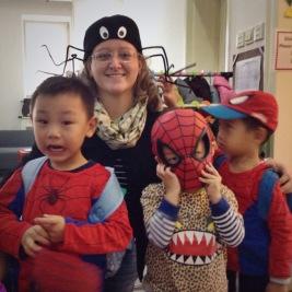 Spider and Spidermen