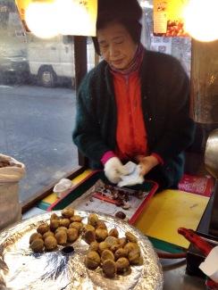 Chestnuts Roasting
