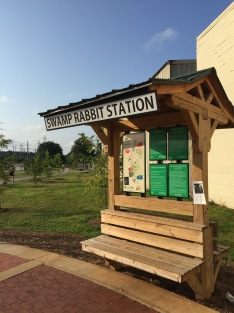 Swamp Rabbit Station
