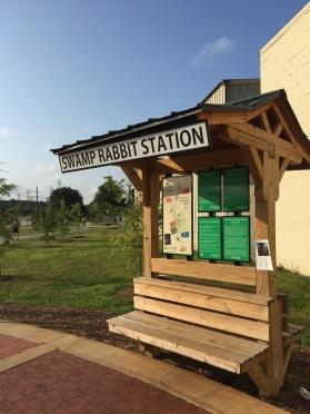 Swamp Rabbit Station