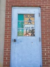 Sign on the Door