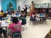 So many classrooms